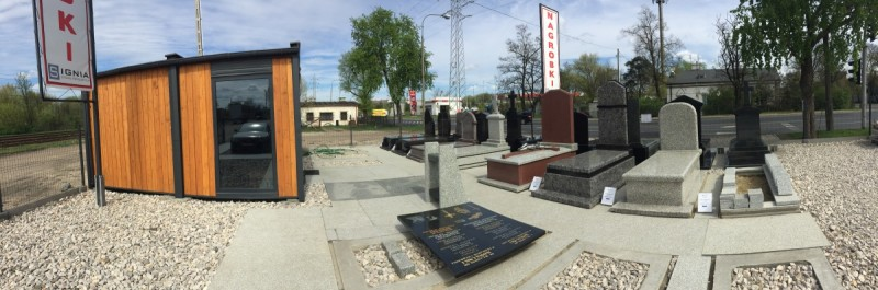 Punkt sprzedaży Warszawa